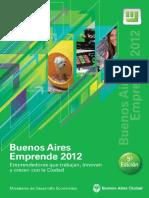 Catalogo Ganadores Bae 2012