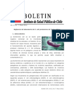 Boletín E.coli 26-06-2012