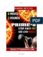 Prime 8 - Metabolic Workouts