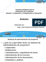 02 Introduccion a Redmine