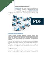 Komponen Dasar Jaringan Komputer Dan Pengertiannya