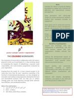 p4 colombo workshops flyer