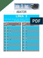 Plecari Abator e3-A