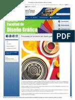Pinceladas de La Historia Del Diseño Gráfico en Colombia