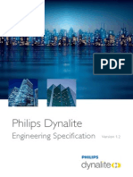 Philips Dynalite Engineering Spec 1.2