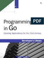 Programming in Go