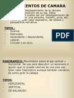 Lenguajefilmico Movimientosdecamara 090617052247 Phpapp02