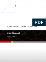 IC-7110 User Manual