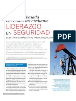 Folleto de Seguridad Laboral Mapfre