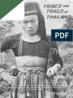 TribesandTrails 1957 Thailand