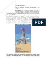 Perforación de Yacimiento de Gas Natural