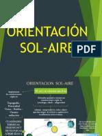 SEMANA VII - Orientación Sol - Aire