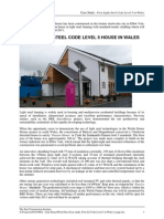 Case Study- First LS Code Level 5 in Wales