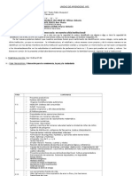 Unidad de Aprendizaje Nº5 2012 Sexto