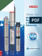 Catálogo de Motobombas Submersas