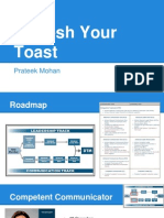 Toastmasters - Path to DTM