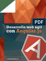 Desarrollo Web Agil Con AngularJS de Carlos Azaustre