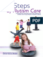 ASD - Six Steps of Autism Care - Leaflet - PDF 588KB