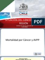 Epidemiologia Del Cancer en Region de Coquimbo