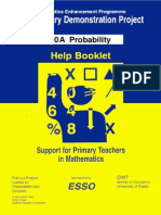 Probabilty for GRE