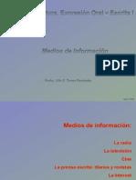 Medios de Informacion