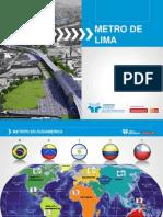 Metro de Lima - Odebrecht ACI UNI 2012