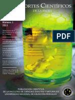 Reportes Científicos de la FACEN Vol. 2 Nº1