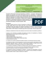 Protocolo Recoleccion Residuos Tecnologicos 2013