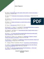 Prosthodontic Diagnosis