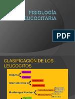 2.1.- Fisiologia Leucocitaria