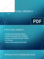 Structural Design II pu