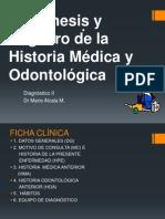 Historia Clinica Pacientes Comprometidos Medicamente