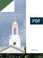 Siena College President's Report 2009