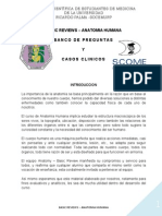 Banco de Preguntas y Casos Clinicos - Anatomy Basic Review