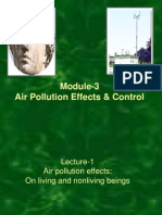 Air Pollution Module 3