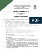 Elementos de Termonidc3a1mica