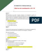 Act 7 Reconocimiento Unidad Dos (2) Seminario de Investigacion