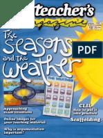 teacher's magazine