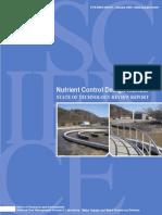 EPA - Nutrient Control Design Manual