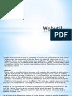 Webutil