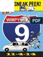 Wimpy Kid 9 Sneak Peek