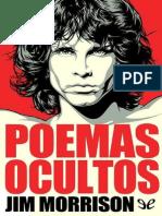 Poemas Ocultos de Jim Morrison