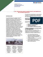 Consejo 214-Contaminacion de Sistema Hidraulico