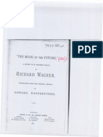 Wagner - The Music of the Future