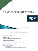 planificacion estrategica (
