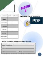 Examen Bloque 4 (Descargado) Sexto