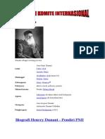 5 Komite Pendiri Internasional