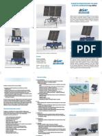 IMP Mobilni Solarni Generator Srp