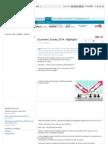 Economic Survey 2014_ Highlights - Economic Times P1