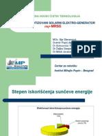 Imp Solar Generator Iep
